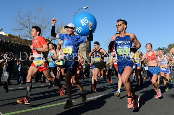 113 DAVID DE LA ROSA Zurich Maraton Sevilla 2015